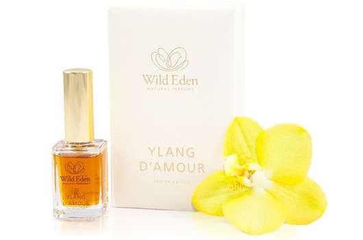 Wild Eden Ylang D'Amour Natural Perfume zu gewinnen