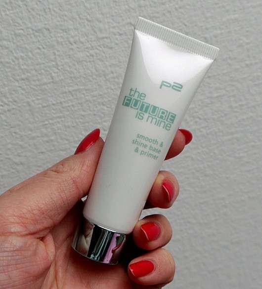 p2 smooth & shine base & primer (LE)