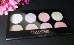 Produktbild zu Makeup Revolution Highlighter Palette