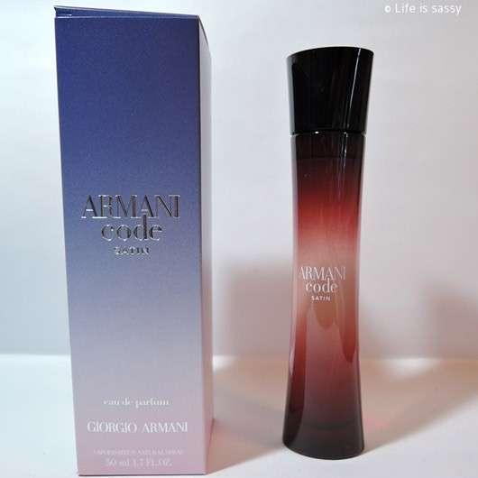 Giorgio Armani Code Femme Satin Eau de Parfum