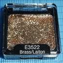 wet n wild Color Icon Glitter Single, Farbe: E3522 Brass