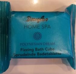 Douglas Home Spa Fizzing Bath Cubes