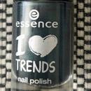 essence I love TRENDS nail polish the darks, Farbe: 18 happy new green