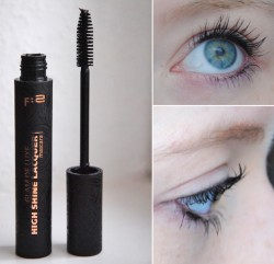 Produktbild zu p2 cosmetics glam de luxe high shine lacquer mascara – Farbe: 010 black lacquer