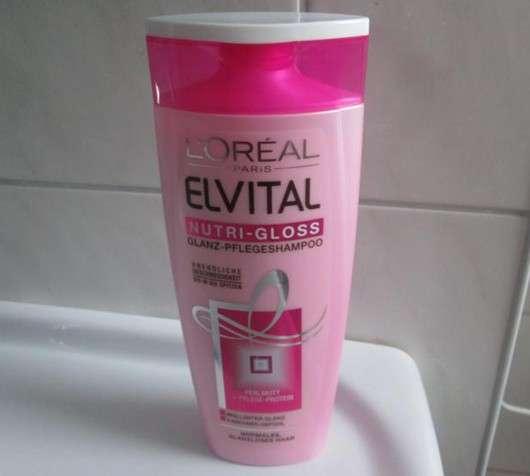 L'Oréal Paris Elvital Nutri-Gloss Glanz-Pflegeshampoo