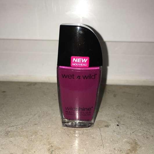 2c8ed00c49f Test - Nagellack - wet n wild Wild Shine Nail Color, Farbe: E487E ...