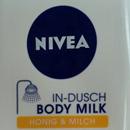 Nivea In-Dusch Body Milk Honig & Milch (trockene Haut)