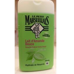 Produktbild zu Le Petit Marseillais Duschcreme Mandelmilch