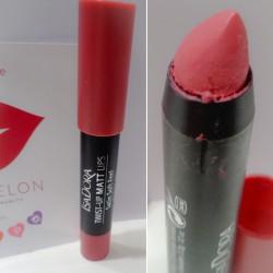 Produktbild zu IsaDora Twist-Up Matt Lips – Farbe: 69 Nude Rose (LE)