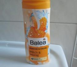 Produktbild zu Balea Dusche & Creme Milch & Honig
