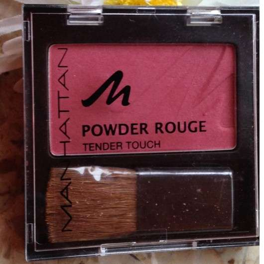 Manhattan Powder Rouge Tender Touch, Farbe: 59W Hot In Here