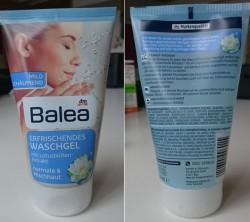 Produktbild zu Balea Erfrischendes Waschgel mit Lotusblüten-Extrakt (normale & Mischhaut)