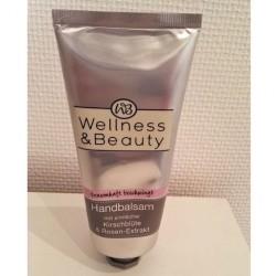 """Produktbild zu Wellness & Beauty Handbalsam """"traumhaft beschwingt"""""""