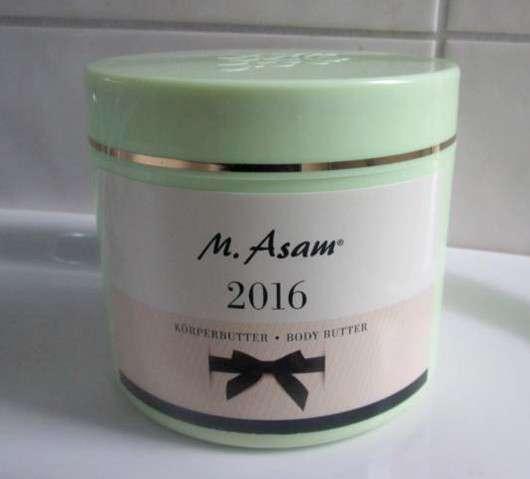 M. Asam 2016 Körperbutter
