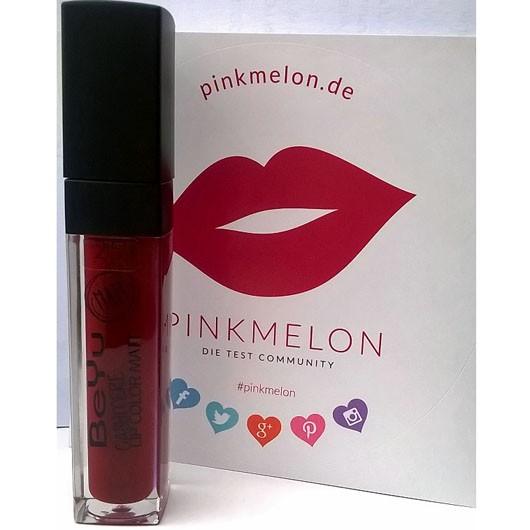 BeYu Cashmere Lip Color Matt, Farbe: 25 Berry Affair (LE)