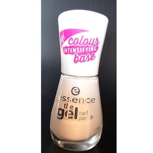 essence the gel nail polish, Farbe: 33 wild white ways