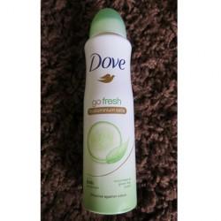 Produktbild zu Dove go fresh Deo-Spray Grüner Tee- & Gurkenduft