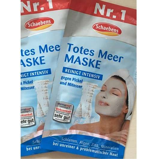 <strong>Schaebens</strong> Totes Meer Maske