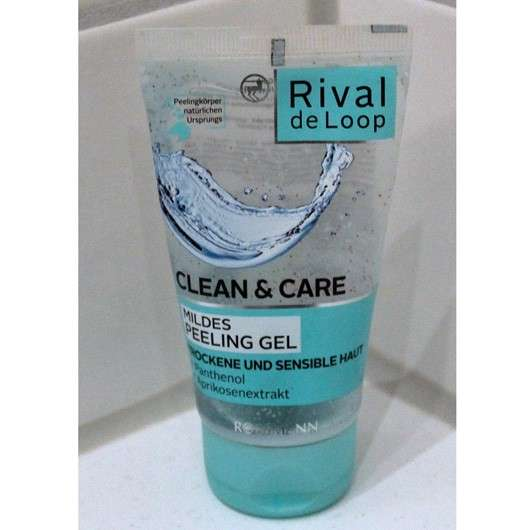 Rival de Loop Clean & Care Mildes Peeling Gel