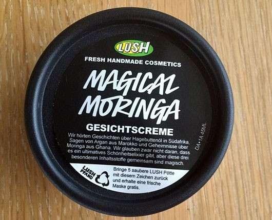 LUSH Magical Moringa (Gesichtscreme)