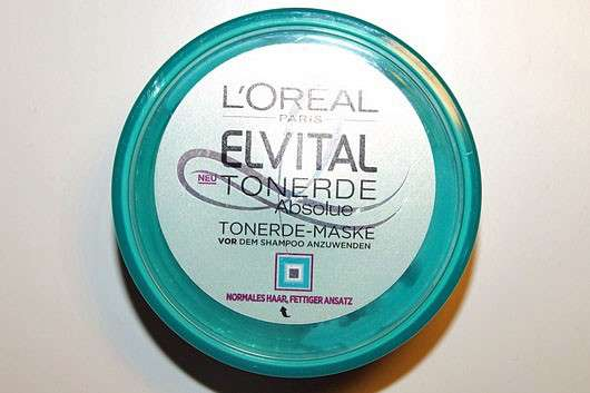 L'ORÉAL PARiS Elvital Tonerde Absolue Tonerde-Maske