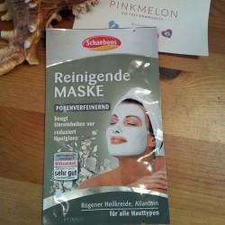 Produktbild zu Schaebens Reinigende Maske
