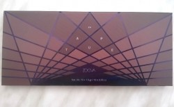 Produktbild zu ZOEVA En Taupe Eyeshadow Palette