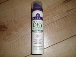 Produktbild zu Aussie Miracle Dry Shampoo Aussome Volume