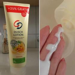 Produktbild zu CD Dusch Lotion Sanddorn