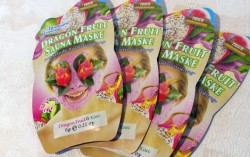 Produktbild zu Montagne Jeunesse Dragon Fruit Sauna Maske