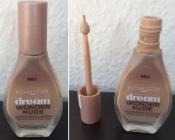 Produktbild zu Maybelline New York Dream Wonder Nude Make-up – Farbe: 10 Ivoire