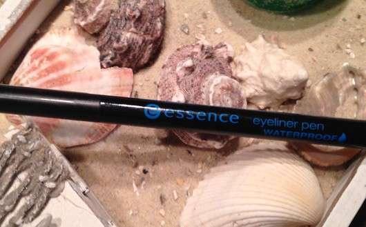 essence eyeliner pen waterproof, Farbe: 01 deep black