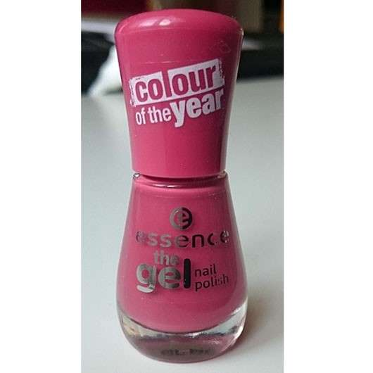 essence the gel nail polish, Farbe: 48 my love diary