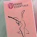 Femme Essentials Menstruationstasse – Rosa (S)
