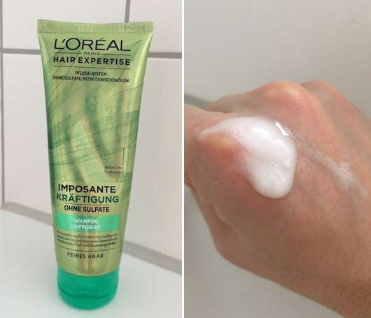 L'Oréal Paris Hair Expertise Imposante Kräftigung Shampoo Griffigkeit