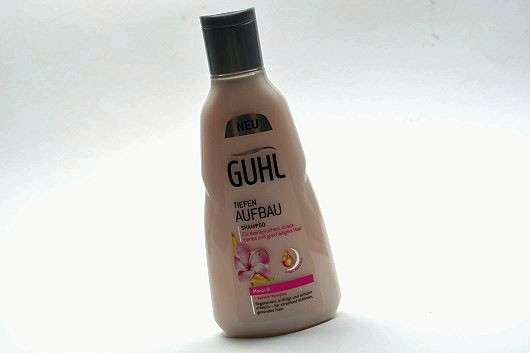 GUHL Tiefenaufbau Shampoo mit Monoi-Öl + Keratin³ Komplex