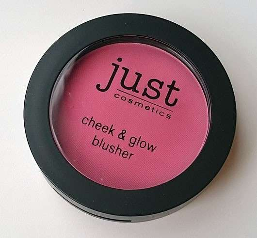 just cosmetics cheek & glow blusher, Farbe: 080 plush