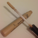 just cosmetics even & nude invisible touch concealer, 010 natural (LE)