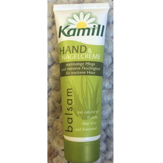 Kamill Hand- & Nagelcreme balsam