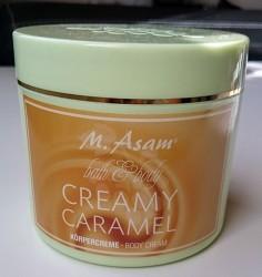 Produktbild zu M. Asam Creamy Caramel Körpercreme
