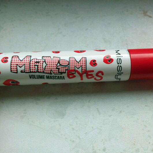 Misslyn Maximeyes Volume Mascara, Farbe: Black (LE)