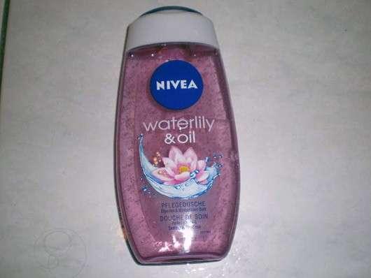 NIVEA Water Lily & Oil Pflegedusche