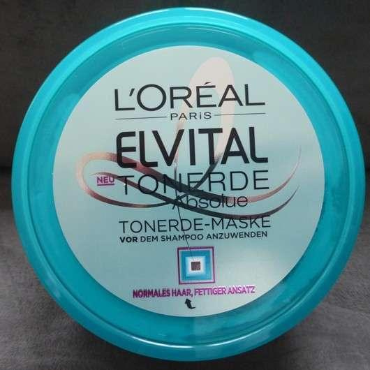 L'ORÉAL PARiS Elvital Tonerde Absolue Tonerde-Maske