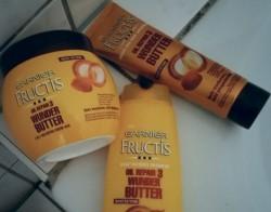 Produktbild zu Garnier Fructis Wunder Butter Haarpflege