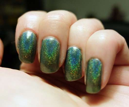 Born Pretty Holo Polish, Farbe: 12