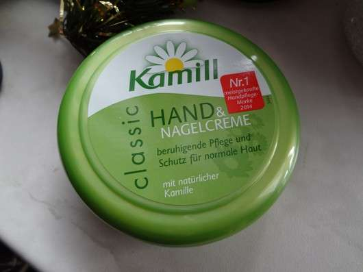 Kamill Hand- & Nagelcreme classic (Tiegel)