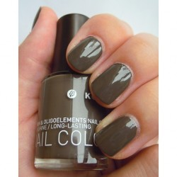 Produktbild zu KORRES Myrrh & Oligoelements Nail Colour – Farbe: 95 Grey Brown