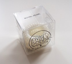 Produktbild zu invisibobble ORIGINAL Collection Haargummi – Farbe: Royal Pearl