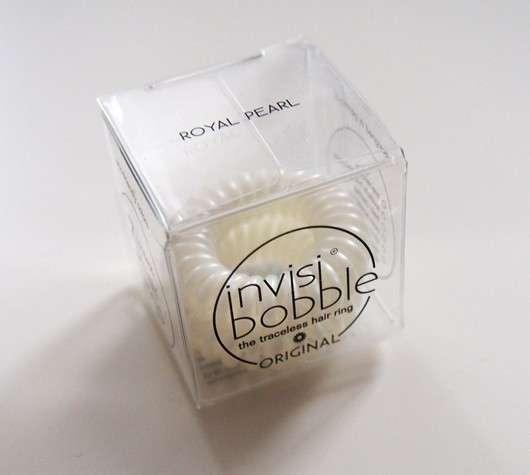 invisibobble ORIGINAL Collection Haargummi, Farbe: Royal Pearl