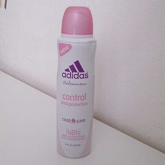 amazing selection new design excellent quality Test - Deodorant - adidas for women control ultra protection ...